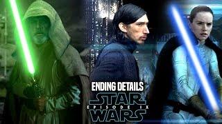 Star Wars Episode 9 Ending Details & More! (Star Wars News)