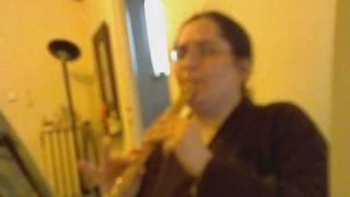 Paslo dievca pavy (spev)
