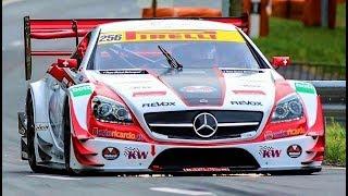 The Fastest HillClimb Monster || 630Hp/760Kg Mercedes SLK Judd V8 - St. Ursanne Full OnBoard