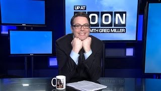 The Best of Greg Miller - Up at Noon