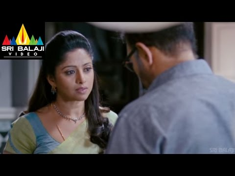 Mirchi Movie Nadhiya & Satyaraj Sentiment Scene - Prabhas, Anushka, Richa