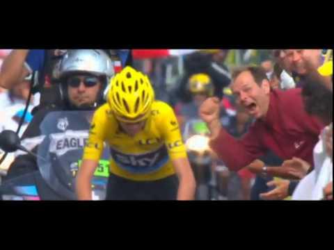 Tour de France 2013 - Epic ITV Montage