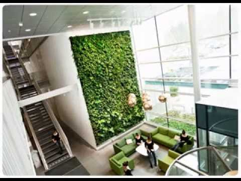 Cool vertical indoor garden design ideas youtube for Indoor garden design uk