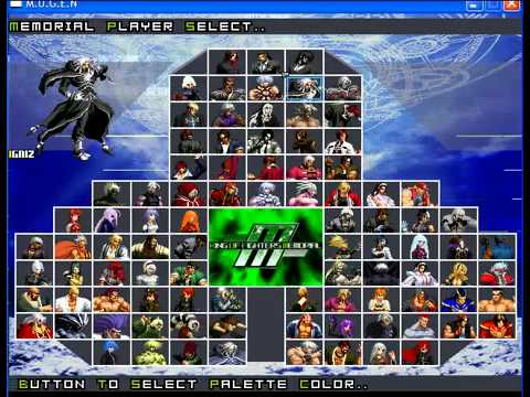 The King Of Fighters Memorial Special Edition 2012 - Download Link