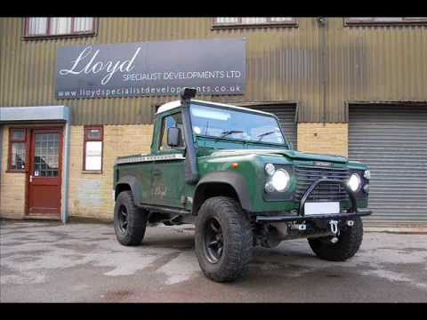 Land Rover 90 Td5 Galvanised Chassis Replacement Project