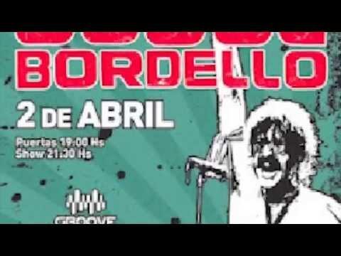 Gogol Bordello (Spot radio Rock & Pop/Argentina) (Locutor/Announcer)