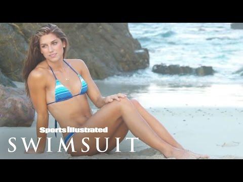 Alex Morgan SI Swimsuit Exclusive