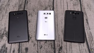 "LG V30 ""First Look"" It"
