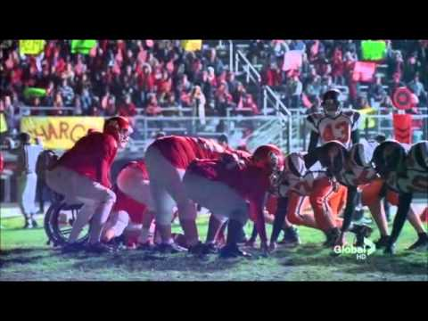 Glee - Lauren Zizes in Football