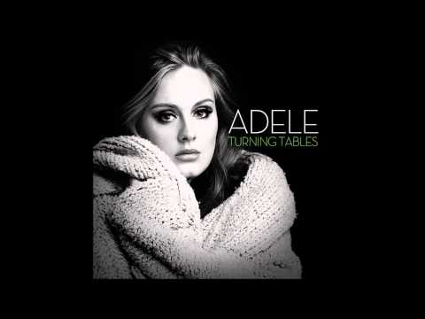 Piano version of turning tables and someone like you - Traduction turning tables adele ...
