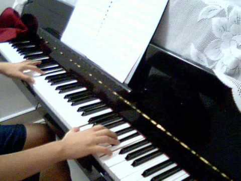 Liz On Top Of The World - Pride and Prejudice piano