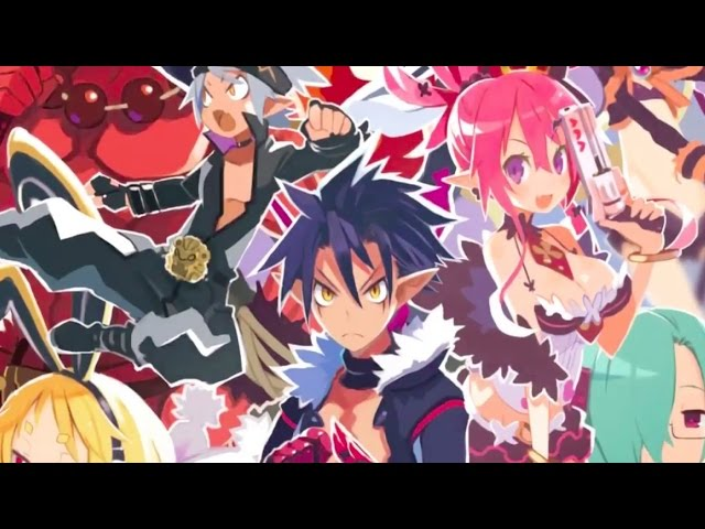 Disgaea 5: Alliance of Vengeance - Teaser Trailer