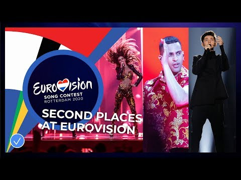 Songs that came second at the Eurovision Song Contest
