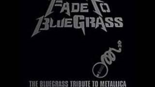 fade to black - in bluegrass style - iron horse