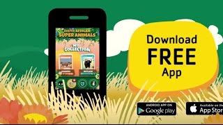 South African Super Animals    Download FREE App