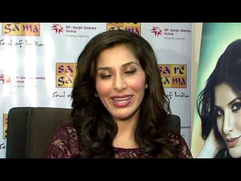 Sophie Chaudhary launches Hungama Ho Gaya album