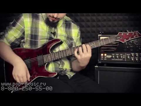 Schecter Hellraiser C-1 video