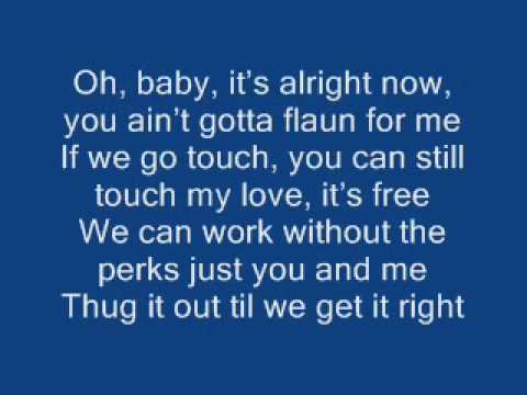 Timbaland - The Way I Are Lyrics