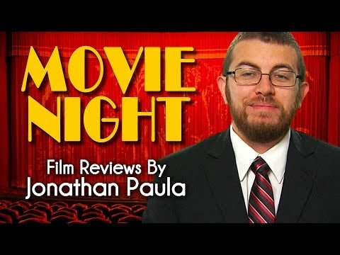 Movie Night - BRAND NEW Weekly Movie Review Show - Premieres November 11th!