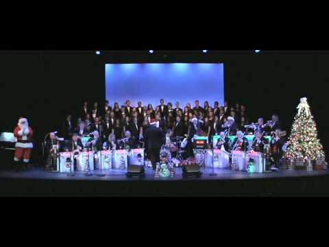 Baby It's Cold Outside - Newton High School Choir & Somers Dream Orchestra