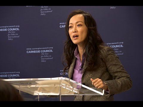 Clip of the Month: Working toward Korean Unification with Sue Mi Terry