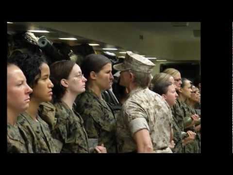 USMC Officer Candidates School - YouTube