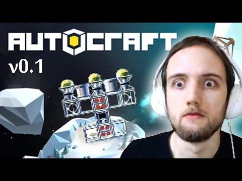 Autocraft - il triste inizio (Alpha 0.1)