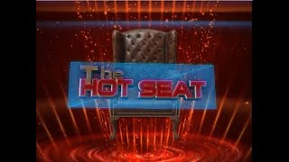 The Hot Seat TV1 25th October 2018