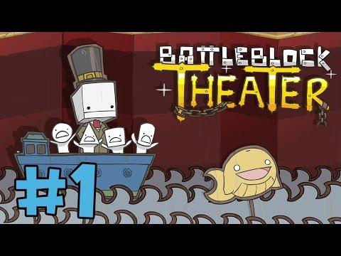 BARCOS Y PUTAS   Battleblock Theater 1