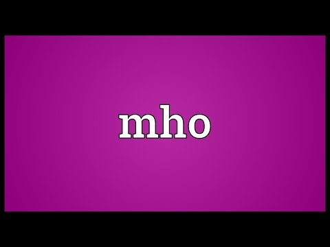 Header of mho
