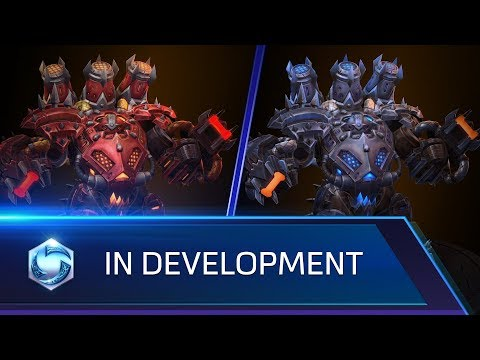 In Development: Blaze, New Skins, and More!