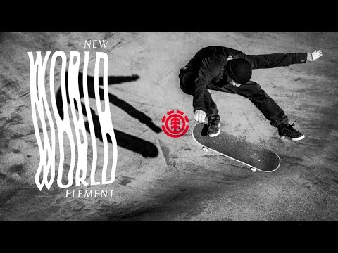 NEW WORLD ELEMENT - EUROPE