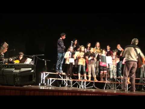 Festival de Coros Paroquiais Infanto-juvenis do Arciprestado de �gueda