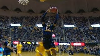 Big Dunks Highlight West Virginia 2nd Half Run vs Iowa State | CampusInsiders