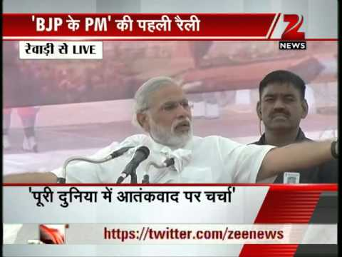 Learn secularism from Indian Army: Narendra Modi to leaders