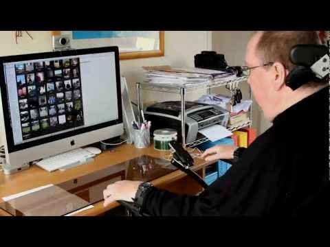 iPortal Accessibility video - Jonty