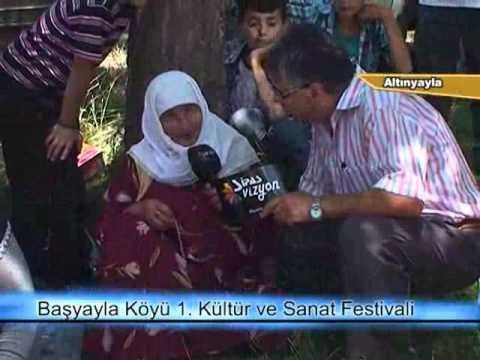 Başyayla Köyü 1.Kültür ve Sanat Festivali-7