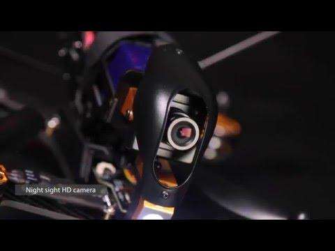 Walkera F210---F1 level FPV Racing Drone