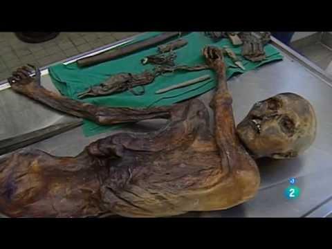 Docufilia - La autopsia del hombre de los hielos