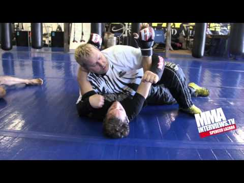 Erik Paulson shows a great usable techniques from SIDE CONTROL at CSW Image 1