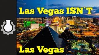 Las Vegas isn't Las Vegas
