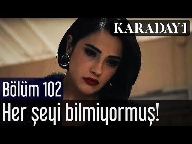 Karadayı 102.Bölüm | Her şeyi Turgut Akın bilmiyormuş!