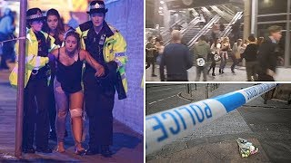 The Damn Libyan Terrorist Immigrant Identified! Plus How the Manchester Terror Attack Unfolded (Key Videos)