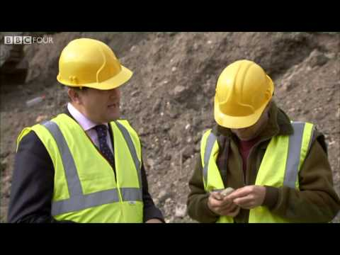 Roman Remains In The Diving Pool -Twenty Twelve - Episode 3 - BBC Four