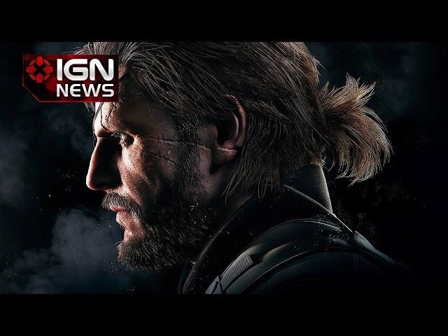"Kojima Says Metal Gear Solid 5 Is the ""Last Metal Gear Solid"" - IGN News"