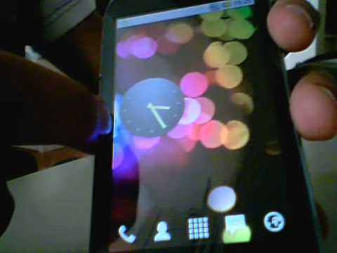 Android 2.2 Froyo on HTC Touch Pro2 !! (XDAndroid) Music Videos