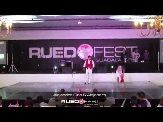 Alejandro Piña & Alejandra | Ruedafest 2015 | Guadalajara
