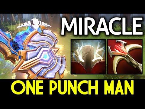 Miracle- Dota 2 [Sven] One Punch Man