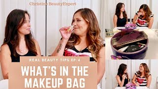 What's in the Makeup Bag Ep:4 | Christine Beauty Expert
