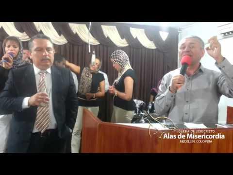 Visita Apostolica Freddy Villatoro agosto 2013